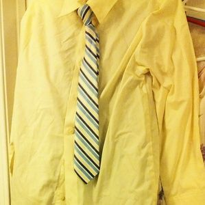 Other - Boys size 10 short and tie